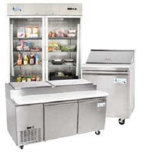 Refrigeration Equipment & Supplies