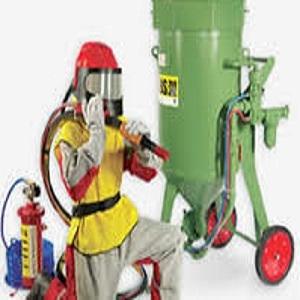 Sandblasting & Painting Equipment