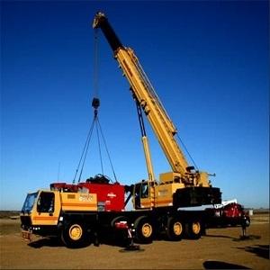 Lifting Equipment-Heavy Transport