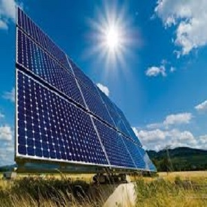 Renewable & Solar Energy